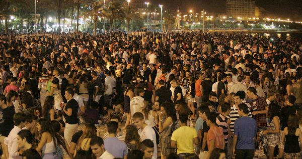 Botellon_Alicante
