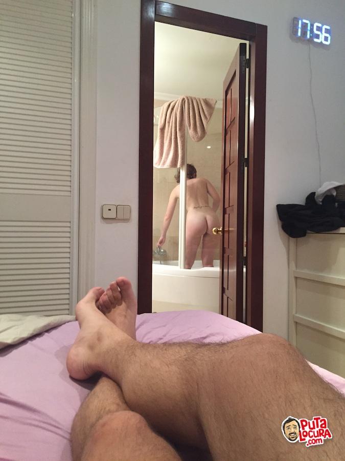 Uno de los bukkakes mas cerdos de brunoymaria - 3 part 9