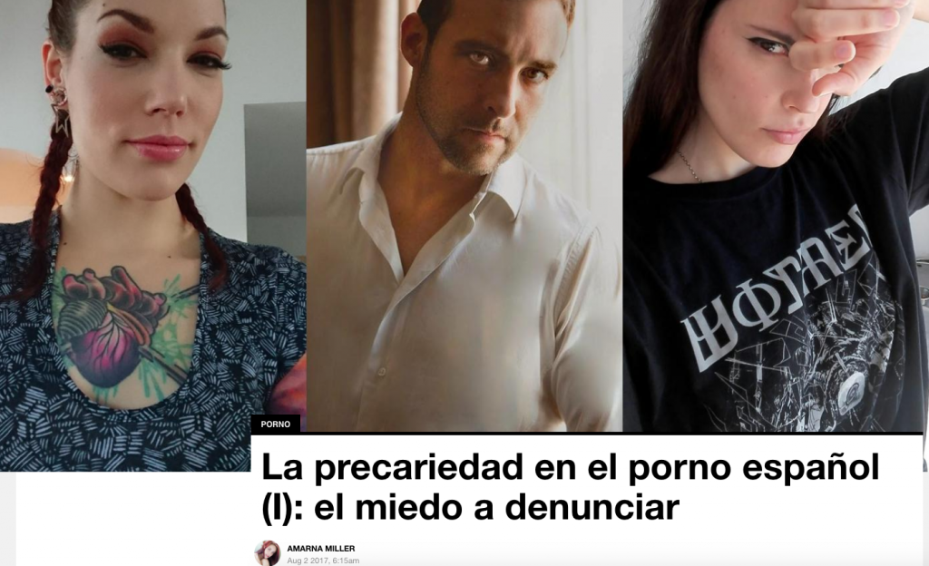 porno ablando español