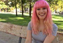 Pink Charlotte Putalocura